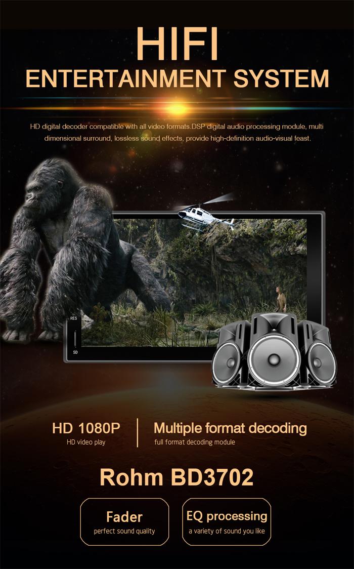 navigatie multimedia platforma S190 dedicata unitati caraudiomarket craiova