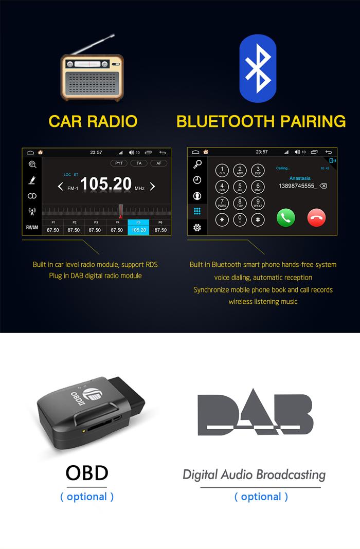 navigatie gps cu platforma S190 radio internet bluetotoh caraudiomarket craiova